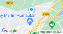 Plan Carte Piscine Aquasub 82 à Montauban