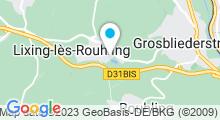 Plan Carte Piscine à Lixing-lès-Rouhling