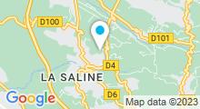Plan Carte Piscine Vue Belle à Saline-les-Hauts