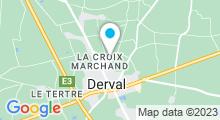 Plan Carte Espace aquatique - Piscine à Derval