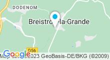 Plan Carte Piscine Cap Vert à Breistroff La Grande