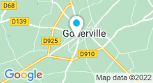 Plan Carte Piscine à Goderville