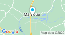 Plan Carte Piscine à Marboué