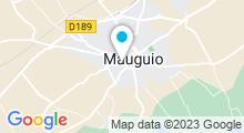 Plan Carte Piscine Aquad'Or à Mauguio
