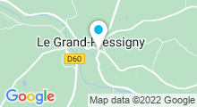 Plan Carte Piscine du Grand Pressigny