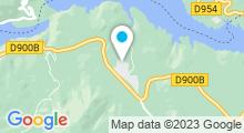 Plan Carte Piscine à La Bréole