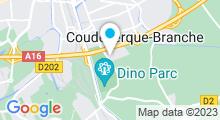 Plan Carte Piscine Maurice Mollet à Coudekerque Branche
