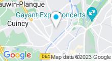 Plan Carte Piscine tournesol Beausoleil à Douai