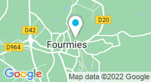 Plan Carte Piscine à Fourmies