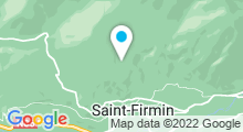 Plan Carte Piscine à Saint Firmin