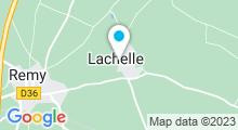 Plan Carte Piscine à Lachelle