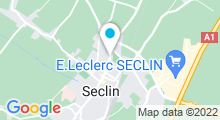 Plan Carte Piscine à Seclin