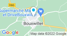 Plan Carte Complexe Nautique Hanautic - Piscine à Bouxwiller
