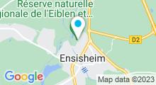 Plan Carte Piscine Plein Soleil à Ensisheim