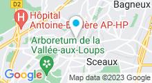 Plan Carte Spa AquaMomento à Fontenay-aux-Roses