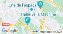 Plan Carte Wellness Lagoon à Toulouse