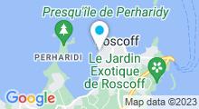 Plan Carte Thalasso à Roscoff