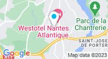 Plan Carte O35 Attitude à La Chapelle sur Erdre