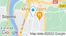 Plan Carte Salle de sport avec piscine Fitness Avenue à Portes Les Valence