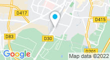 Plan Carte Salle de sport Wellmoov à Colmar