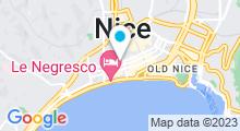 Plan Carte Spa WI Zen à Nice