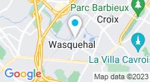 Plan Carte Spa Be Well à Wasquehal