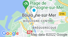 Plan Carte Spa Tendance Zen à Boulogne-sur-Mer