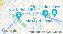 Plan Carte Spa Elfées à Paris (7ème)