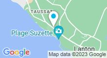 Plan Carte Spa et remise en forme aquatique Villa Balnea à Lanton