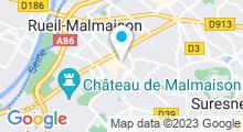 Plan Carte O Cocoon'in à Rueil-Malmaison