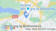 Plan Carte T Sens Spa à Montigny-Le-Bretonneux