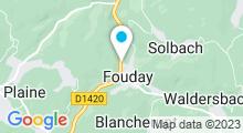 Plan Carte Spa by Julien - Hôtel Julien & Spa à Fouday