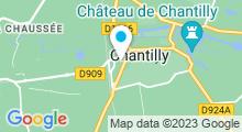 Plan Carte Secret Spa à Chantilly