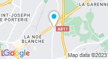 Plan Carte Centre aquabike Tropic Spa à Sainte Luce sur Loire