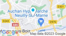 Plan Carte Elle et Lui à Neuilly-Plaisance