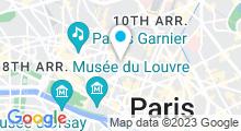 Plan Carte Hammam Boulevard à Paris (2ème)