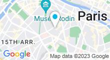 Plan Carte Spa La Belle Juliette**** à Paris (6ème)