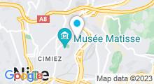 Plan Carte Hammam Sultana à Nice