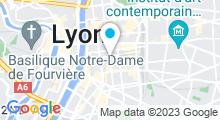 Plan Carte Hammam Houari à Lyon