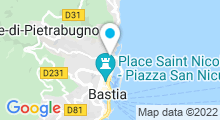 "Plan Carte Spa ""Essentiel"" à Bastia"