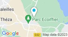 Plan Carte Spa de l'Hôtel Las Motas*** à Alénya