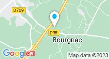 Plan Carte Spa Ô Délices de la Monnerie à Bourgnac