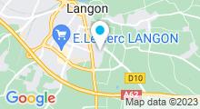 Plan Carte Jetsdo à Langon