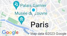 Plan Carte Thaï Harmonie Spa à Paris (2ème)