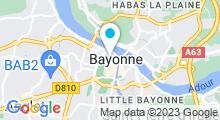 "Plan Carte Spa ""Evasion"" à Bayonne"