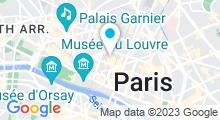 Plan Carte Aux Bains Montorgueil à Paris (2ème)