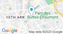 Plan Carte Un Instant pour Soi à Paris (10ème)