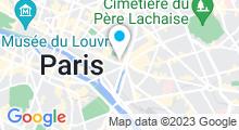 Plan Carte Ban Sabaï Bastille à Paris (4ème)