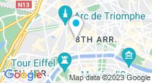 Plan Carte Spa à l'Hotel de Sers à Paris (8ème)