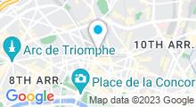 Plan Carte L'Escale Orientale à Paris (9ème)